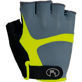 Roeckl Badi Bike Gloves yellow/grey